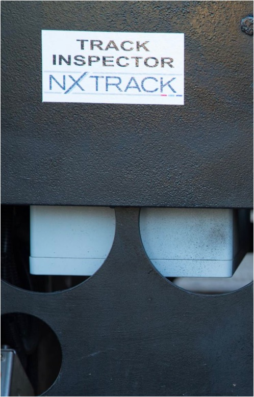 NxTrack Inspector Track Integrated Rail Inspection